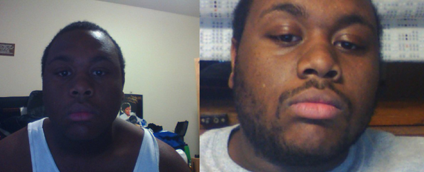 No Shave November Before After Tralon Williams