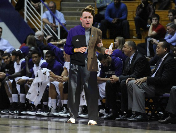 Northwestern's Ideal Coach