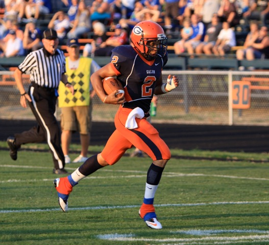 2014 Northwestern Recruit Dareian Watkins Photo via 247 Sports