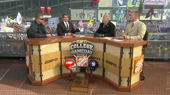 College GameDay Northwestern