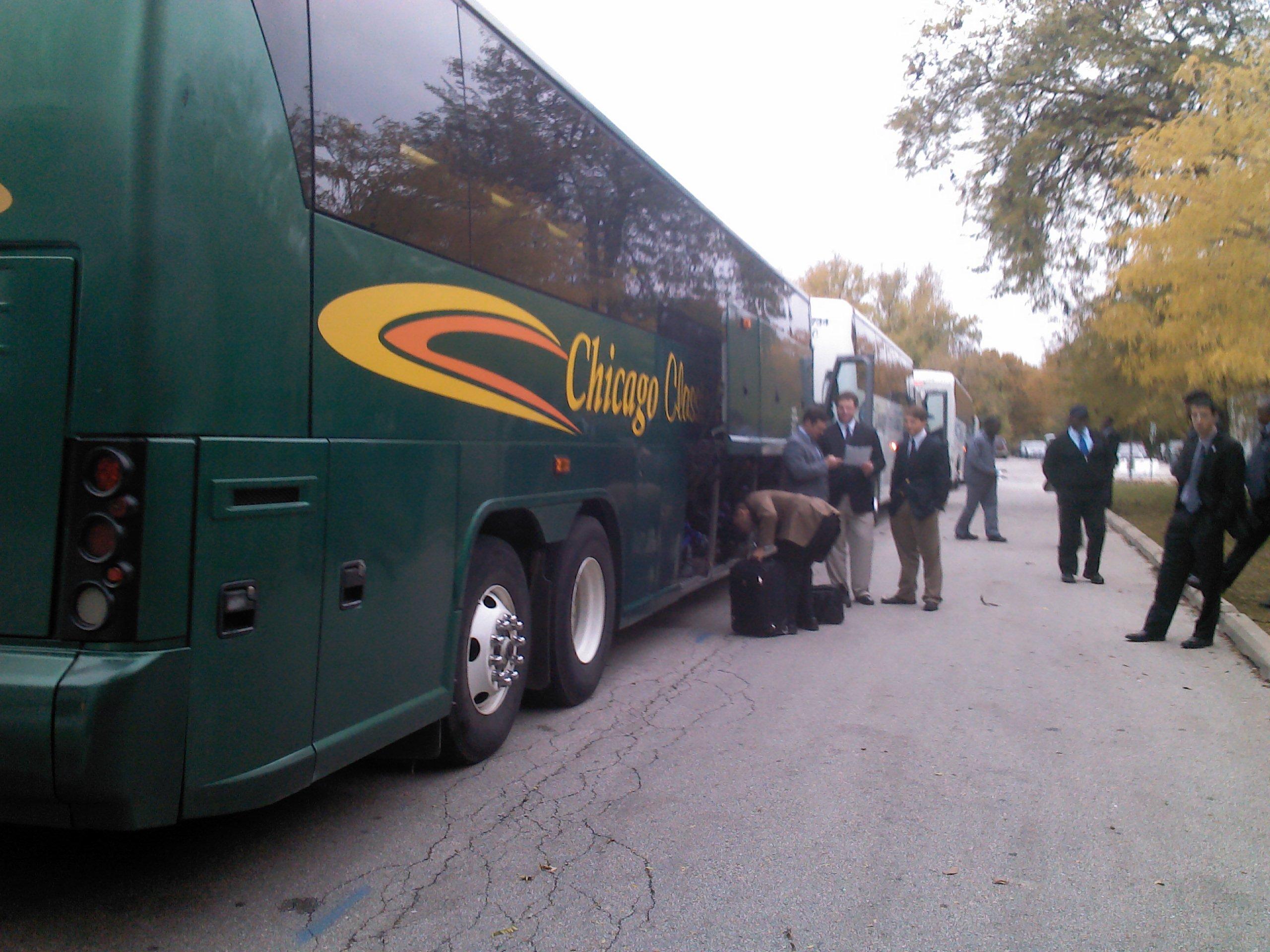 Buses to Nebraska