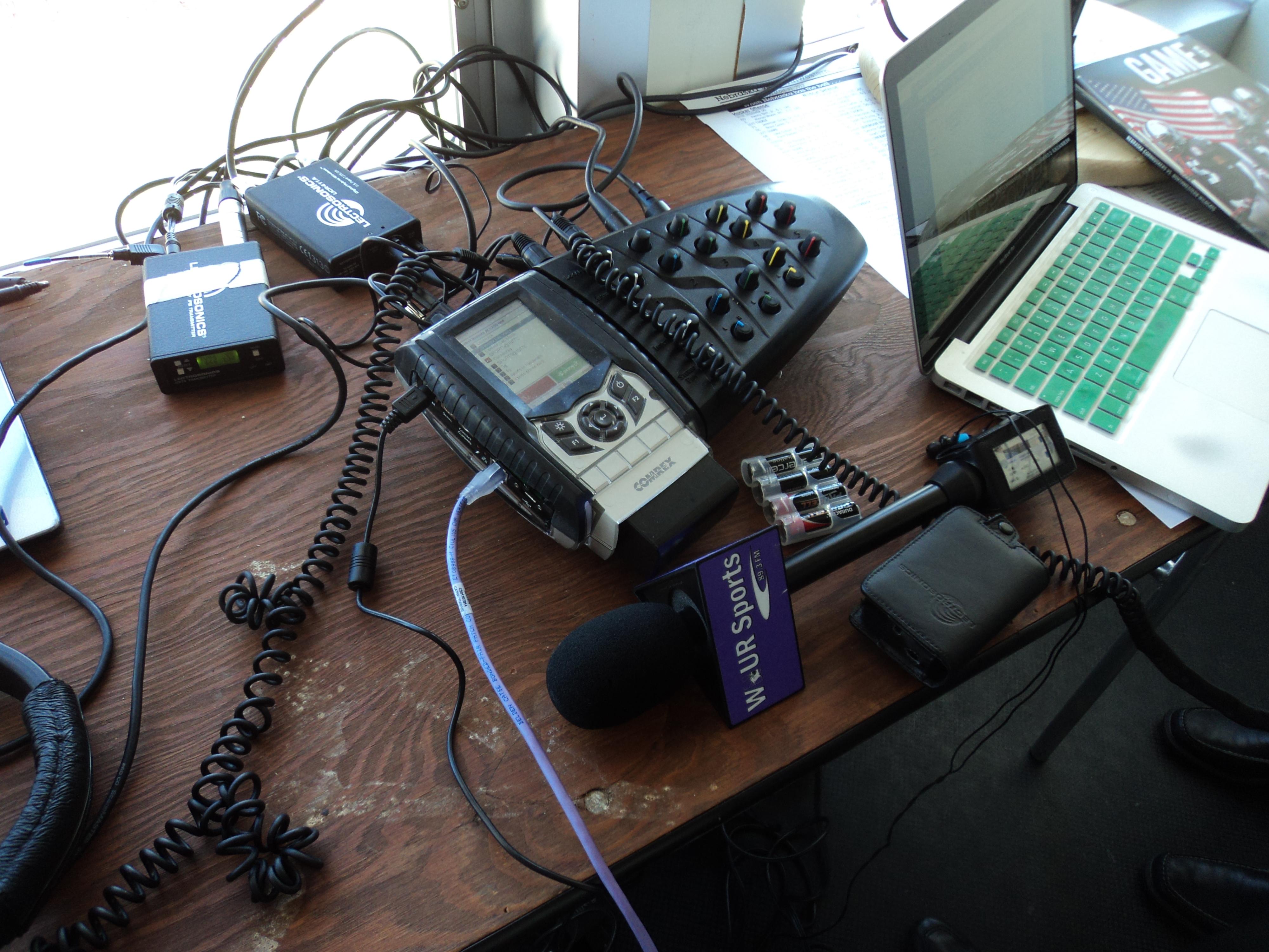 Radio Broadcast Equipment