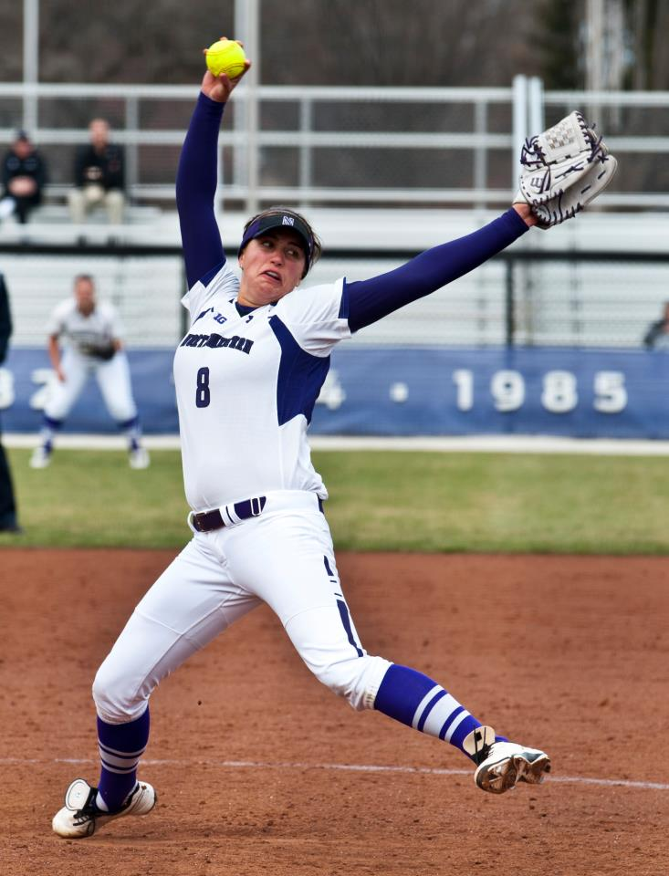 In 2013, Amy Letourneau became the first player in Big Ten history to win both the league's batting title at the plate (.475) and strikeout crown in the circle (113) in the same season.