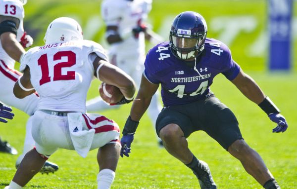 Chi Chi Ariguzo will lead linebacker corps as he returns for his senior year