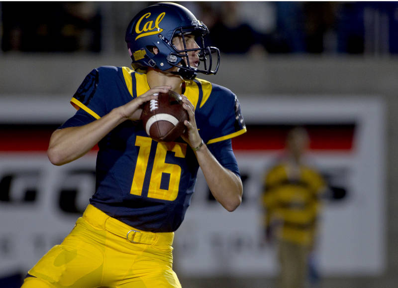 Goff returns after an impressive freshman campaign to lead the Bears out of the Pac-12 basement