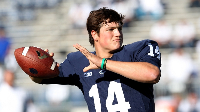 Christian Hackenberg returns hoping to improve on his