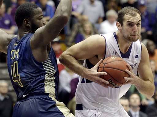 Alex Olah resurfaced with a double-double against Michigan, and he's one of Ari and Ryan's
