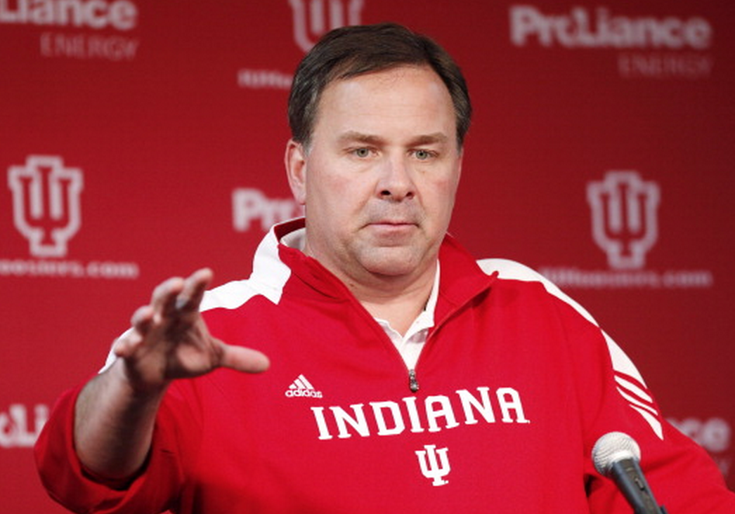 Kevin Wilson enters his fifth season at Indiana sitting on the hot seat.