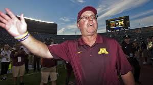 Minnesota coach Jerry Kill resigned early this week due to health concerns. Can the Gophers rally and win one for their former coach against Michigan in Ben's most watchable Big Ten game of the week?