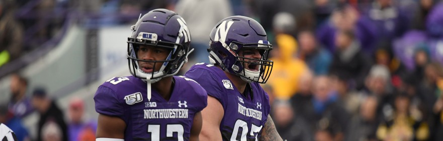 Northwestern is set to play Central Michigan in Week 3.