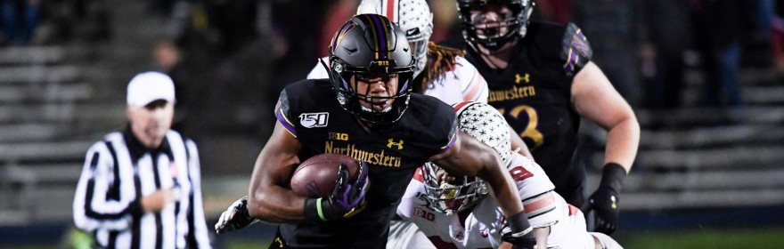 Northwestern wide receivers will need to take a big step forward in 2020