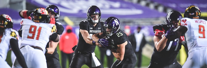 Northwestern football returned on Saturday with a 43-3 beat down of Maryland, the Wildcat's largest margin of victory since 1970.