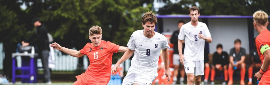 With a Northwestern soccer season still on the table for spring 2021, we preview a men's team coming off a roller coaster 2019 season.